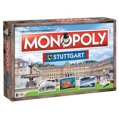 Monopoly Spiel Edition Stuttgart