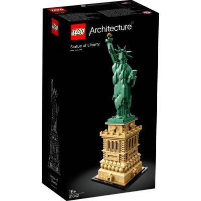 LEGO® Architecture Freiheitsstatue 21042