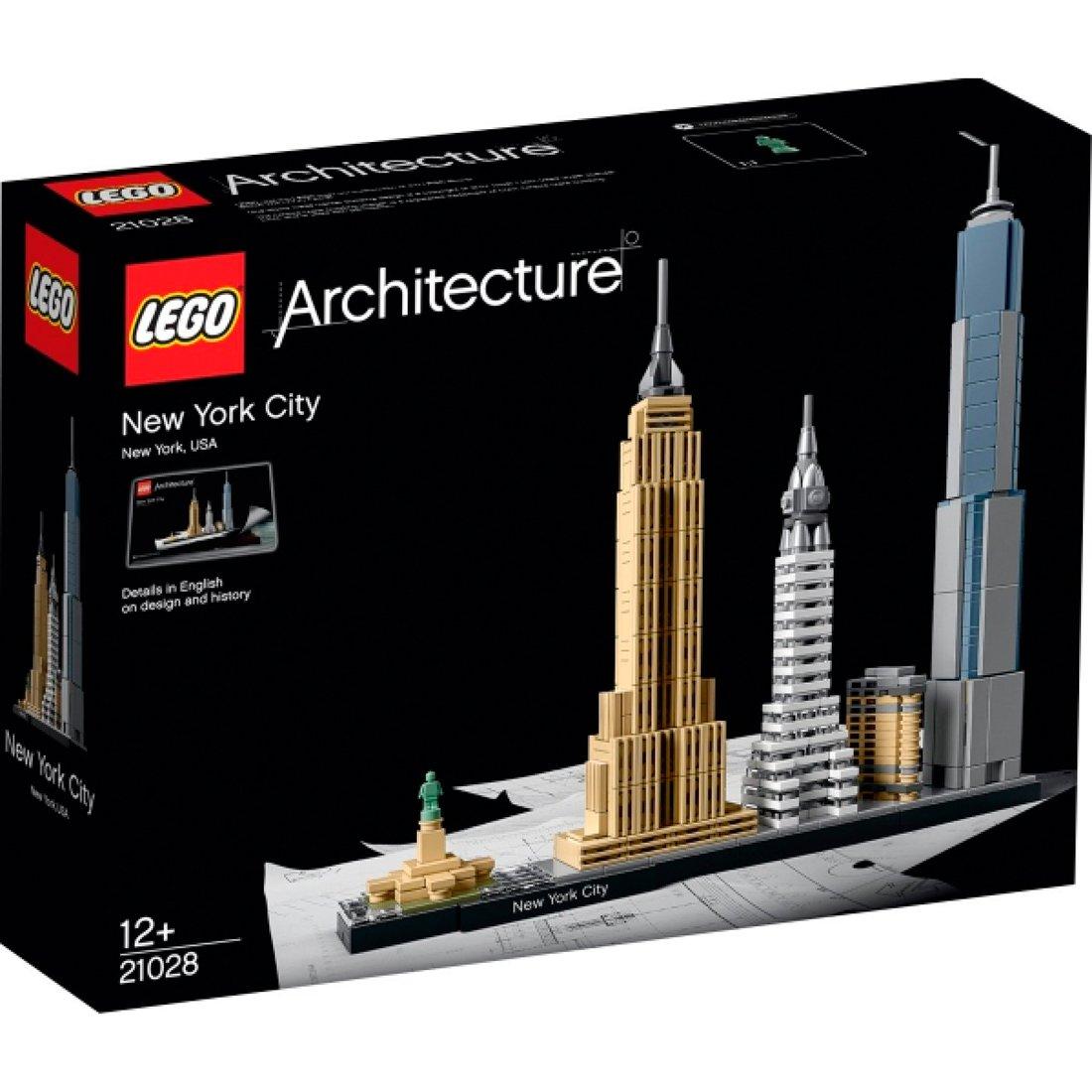 LEGO® Architecture New York City 21028