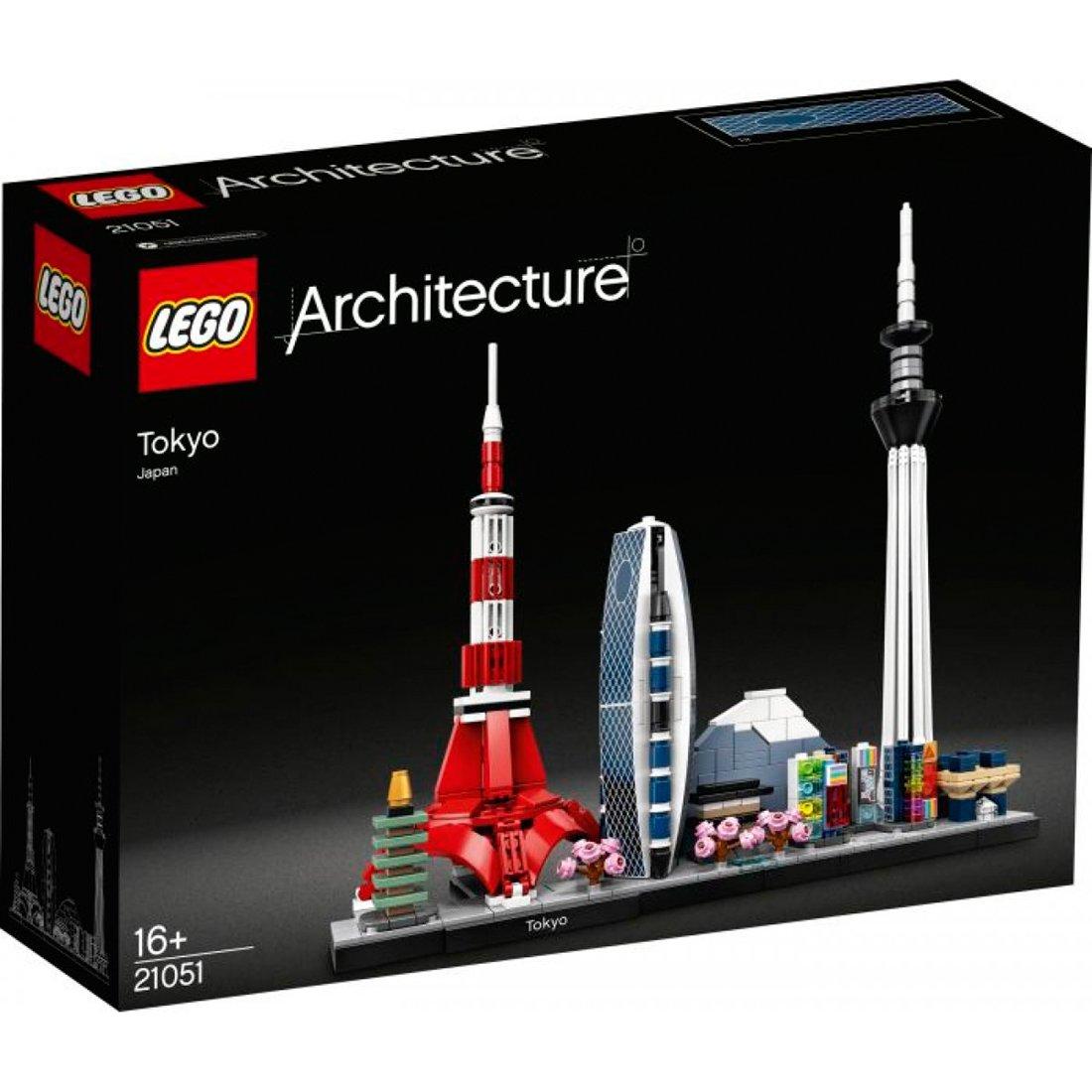 LEGO® Architecture Tokio 21051