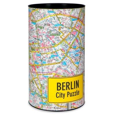 Stadtplanpuzzle Berlin City-Puzzle