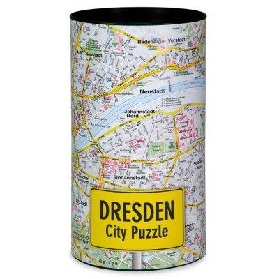 Stadtplanpuzzle Dresden City-Puzzle