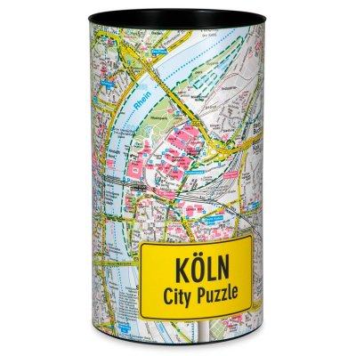 Stadtplanpuzzle Köln City-Puzzle