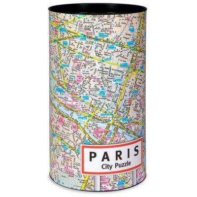 Stadtplanpuzzle Paris City-Puzzle