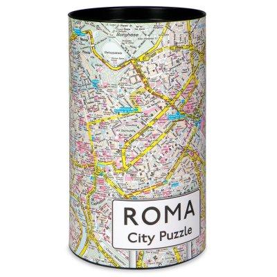 Stadtplanpuzzle Roma Rom City-Puzzle