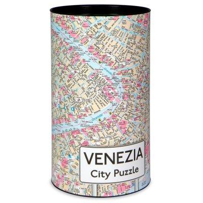 Stadtplanpuzzle Venedig Venezia City-Puzzle