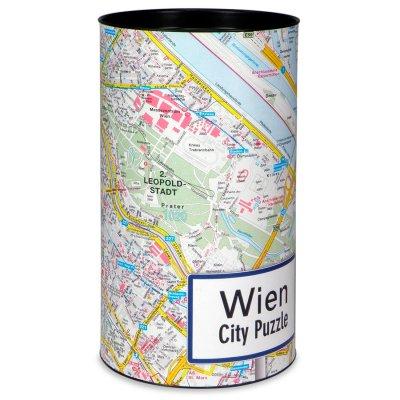 Stadtplanpuzzle Wien City-Puzzle