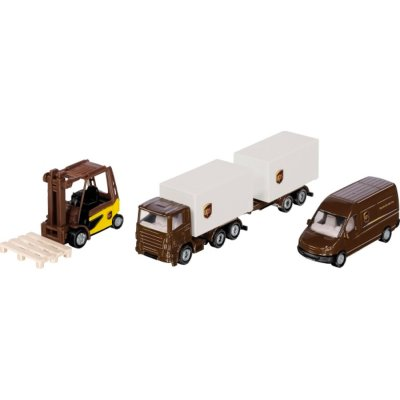 Siku UPS Logistik Set 6324