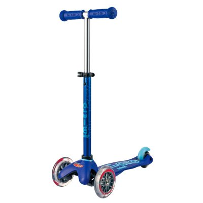 Mini Micro deluxe blue Kinderscooter ab 2 Jahre