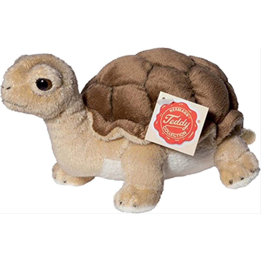 Kuscheltier Plüschtier Schildkröte, Teddy Hermann®, ca. 20 cm